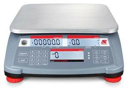 Ohaus  RC31P15 Counting Bench Scale 15 kgX0.5g,NTEP 5g,Legal