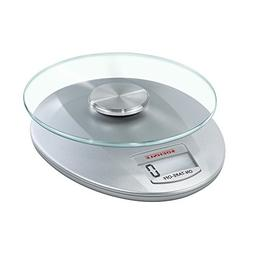 Soehnle Roma Digital Kitchen Scale, Silver