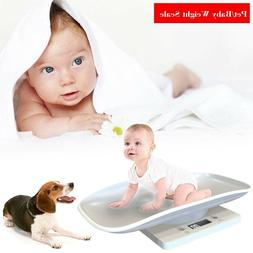 Scale For Pets Dog Cat Digital Baby Infant  Scale 3 Weighing