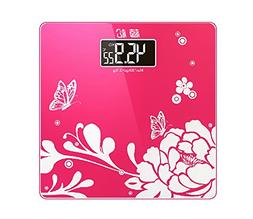PANDA SUPERSTORE Digital Scale Peony Weight Scale for Women