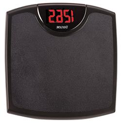 Taylor Precision Products Digital Scale with Superbrite Red