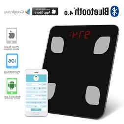 Smart Digital Body Fat Weight Scale BMI Health Fitness Weigh