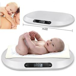 Baby Infant Scale ABS Weight Grow Electronic Meter Digital L
