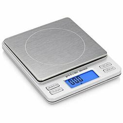Smart Weigh Pro TOP500 500g x 0.01g Pocket Digital Jewelry H