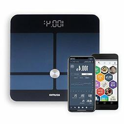 Azumio Smart Weight and Body Fat Bluetooth Digital Scale wit