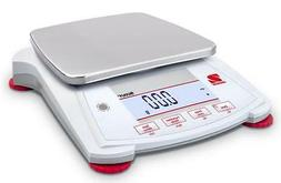Ohaus SPX2201 Lab Balance,Compact Gold Portable Scale, 2200g
