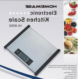 HOMEIMAGE Professional Stainless steel surface Digital Kitch