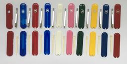 SWISS ARMY KNIFE VICTORINOX 58mm SCALES/HANDLES  PARTS + ACC