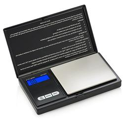 Smart Weigh Elite 1000 x 0.1g SWS1KG Pocket Digital Jewelry