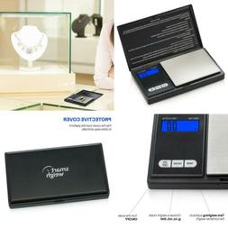 Smart Weigh SWS1KG Elite Series Digital Pocket Scale, 1000 b