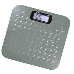 My Weigh Titan Heavy Duty Digital Bathroom Scale With 330# C
