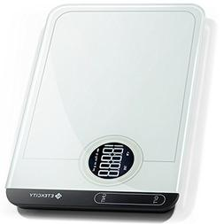 Etekcity Digital Touch Kitchen Scale Multifunction Food Scal