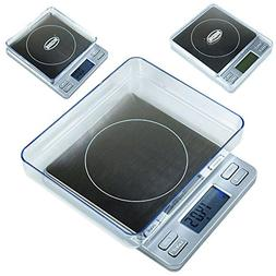 Horizon TPS-200 200g By 0.01g Digital Scale for Jewelry Relo