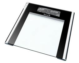 "Escali Track & Target Bathroom Scale - glass, 12.3""x12.3""x0."