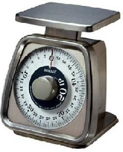 Taylor TS50 50 lb Analog Portion Control Scale