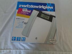 New Weight Watchers 24 TR Modern Clear Glass Digital Bathroo
