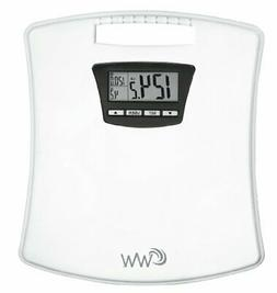 Weight Watchers Scales by Conair Weight Tracker Scale; White