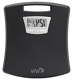 WW Scales by Conair Weight Tracker Bathroom Scale - Displays