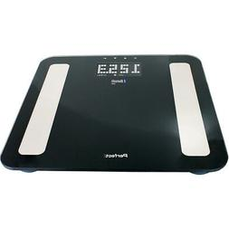 Perfect Fitness Wireless Bluetooth Smart Weight and Body Fat
