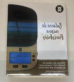 Weight Watchers WW Electronic SmartPoints Kitchen Scale ~ NE