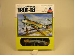 WWII GERMAN MESSERSCHMITT BF109F ACM 1:100 SCALE PLASTIC MOD