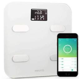 "Yunmai ""Color"" Wireless Bluetooth Smart Scale with 10 Body M"