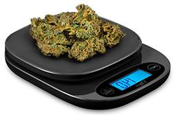 zk420 garden and kitchen scale with 0